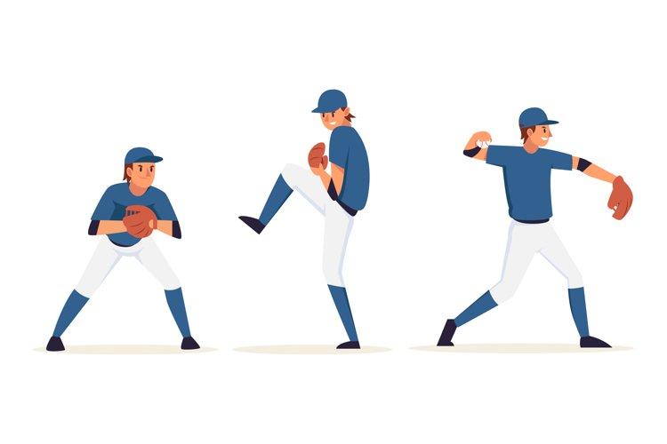 Baseball Illustrations