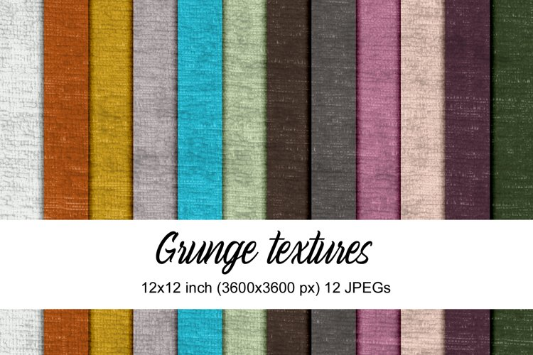 Grunge textures example image 1