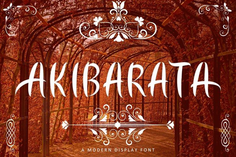 AKIBARATA example image 1