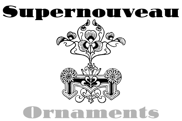 Supernouveau example image 1