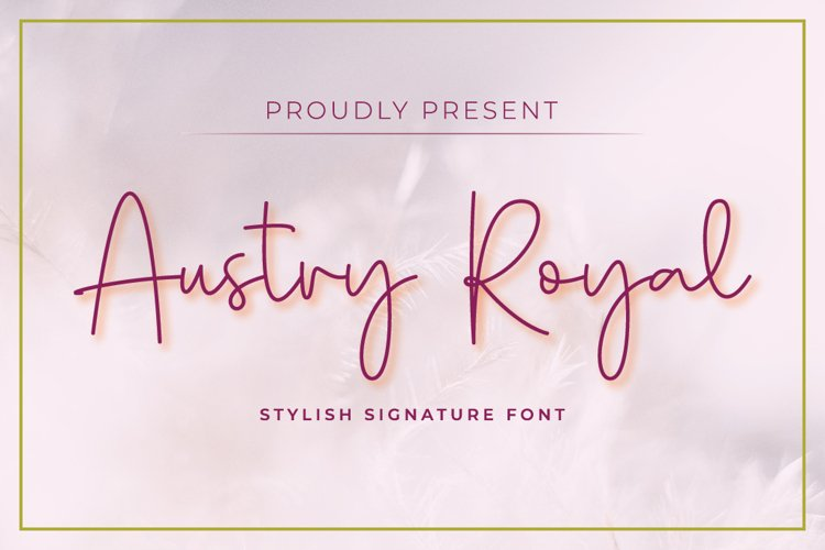 Austry Royal example image 1