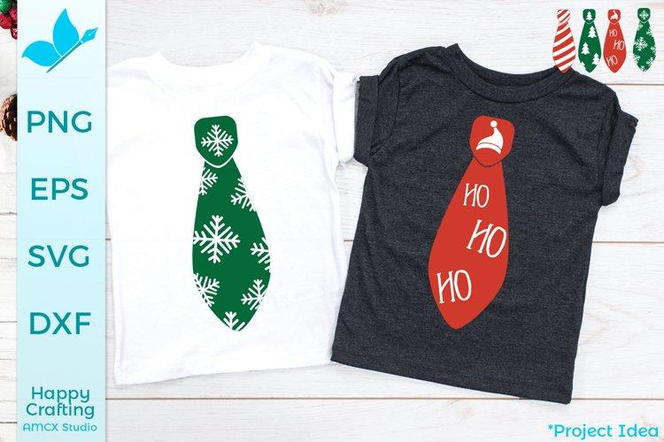 Christmas Ties - Holiday Ties Craft Files example image 1