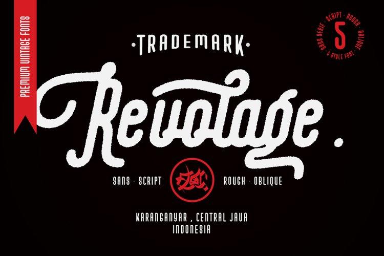 Revolage. example image 1