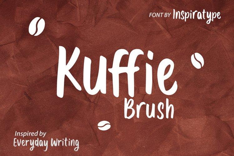 Kuffie - Brush example image 1