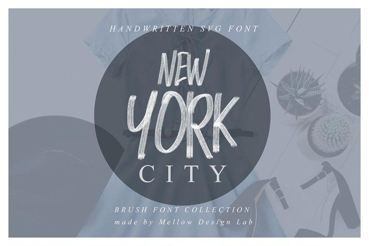 New York svg