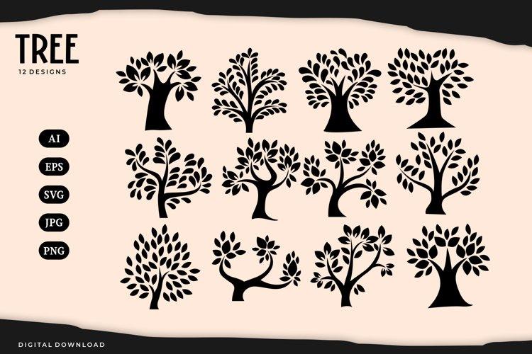 Tree Illustrations