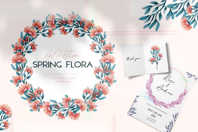 SPRING FLORA collection