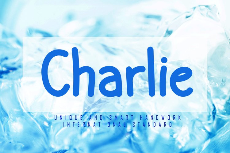 Charlie example image 1