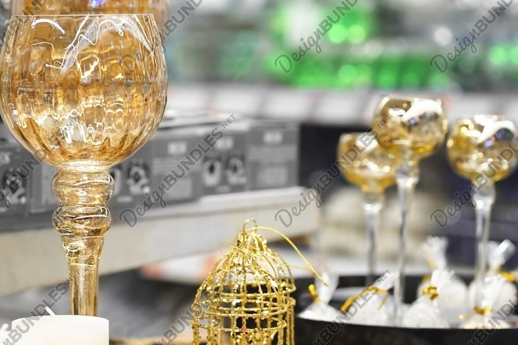 Blurred Decorations in Market example image 1