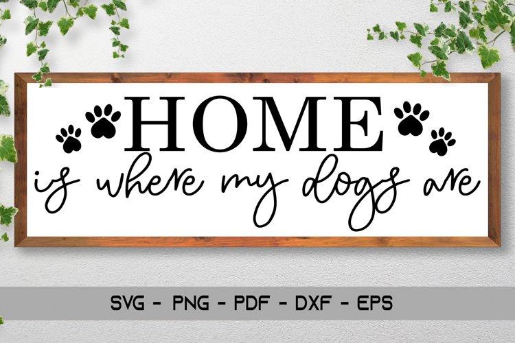 Home SVG, Dog SVG Design