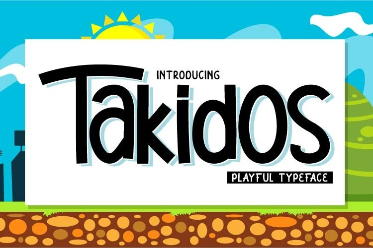 Takidos example image 1