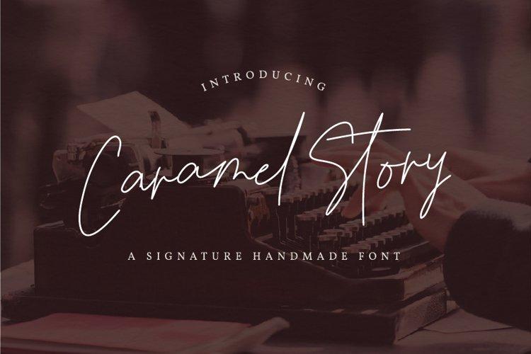 Caramel Story