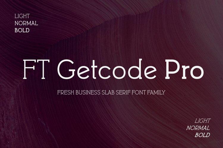 FT Getcode Pro example image 1