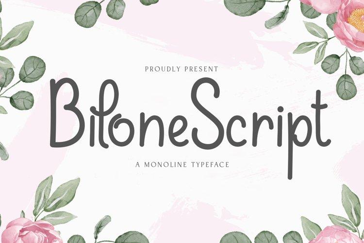 Bilone example image 1