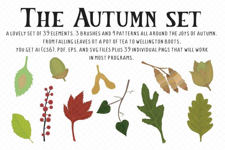 Autumn and Halloween Bundle example image 1