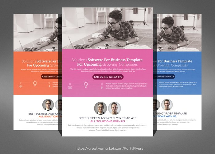Technology Business Flyer example image 1