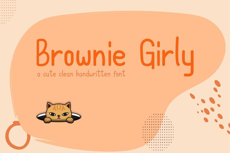 Brownie Girly example image 1