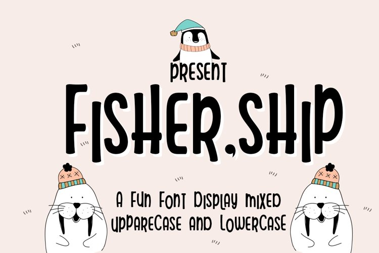 Fisher Ship example image 1