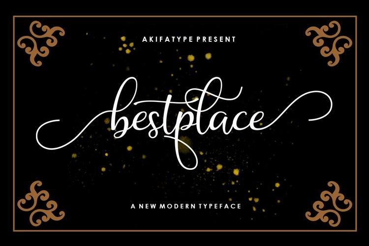 bestplace Script example image 1
