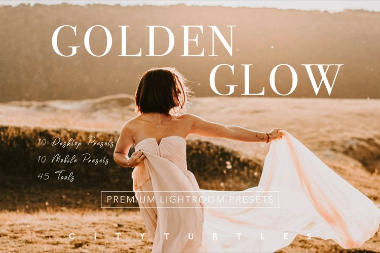 Sunny GOLDEN GLOW Outdoor Lightroom Presets Pack example image 1