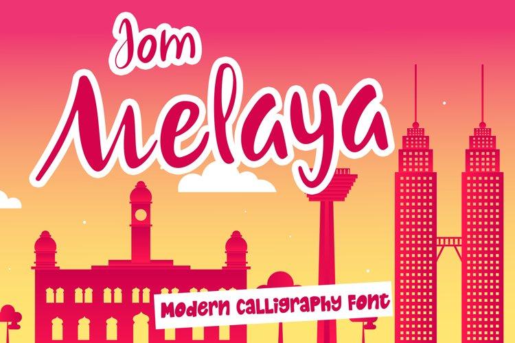 Jom Melaya example image 1