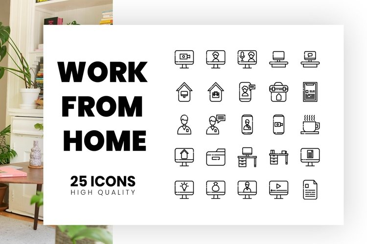 work from home example image 1