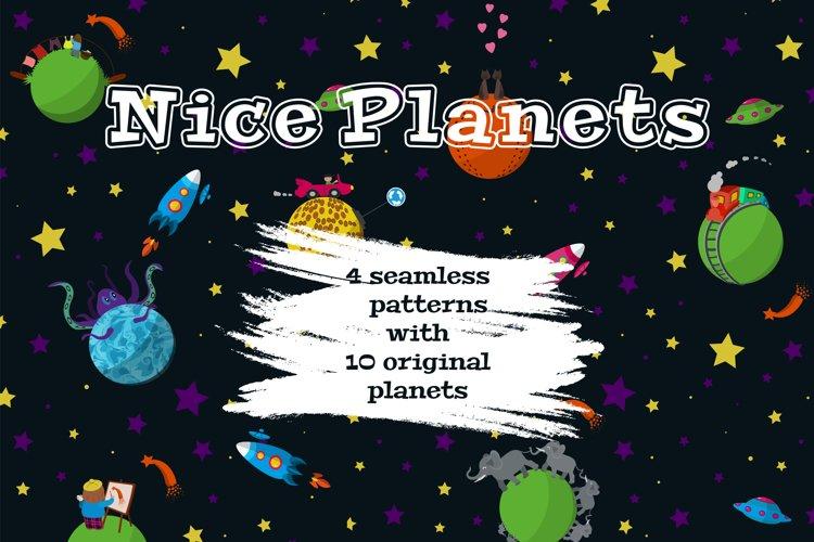 Nice Planets.