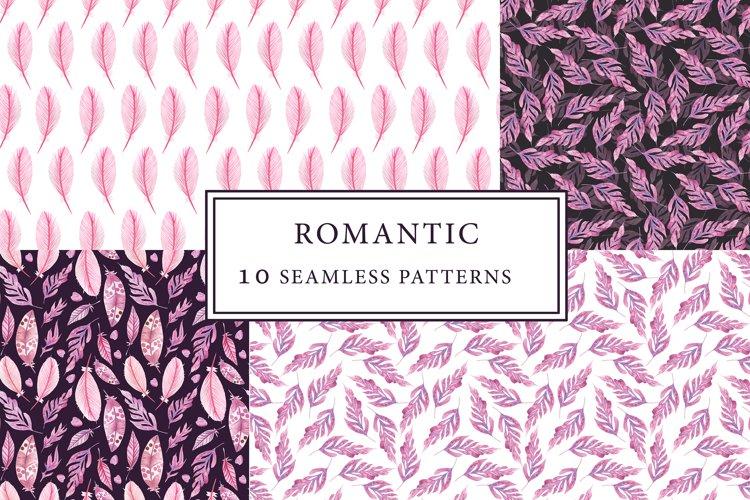 Romantic patterns example image 1