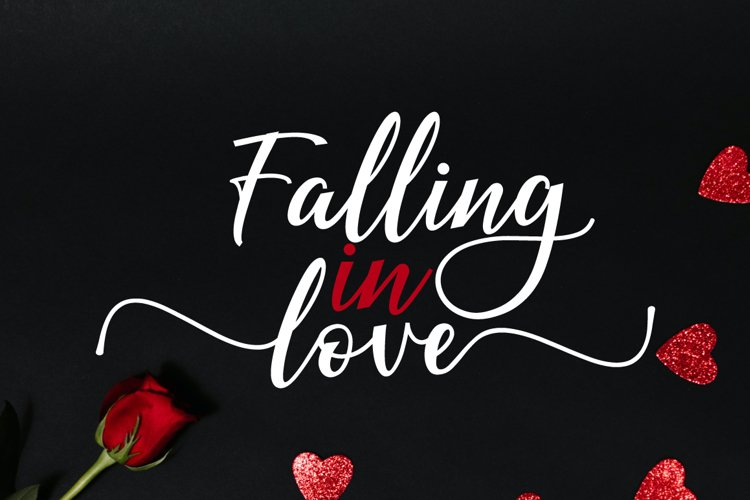 falling in love example image 1