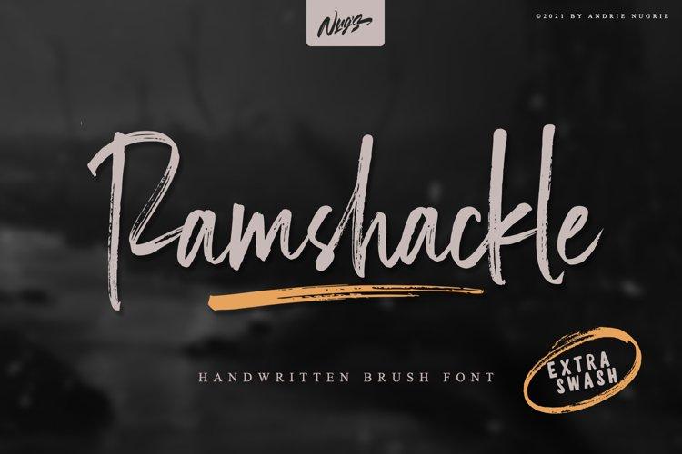 Ramshackle example image 1