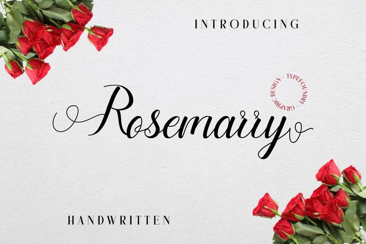 Rosemarry