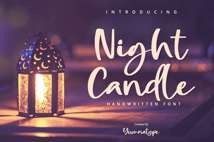 Night Candle example image 1