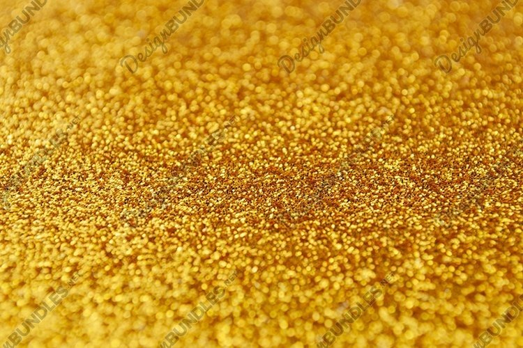 shinny background texture with sparkles golden with bokeh example image 1