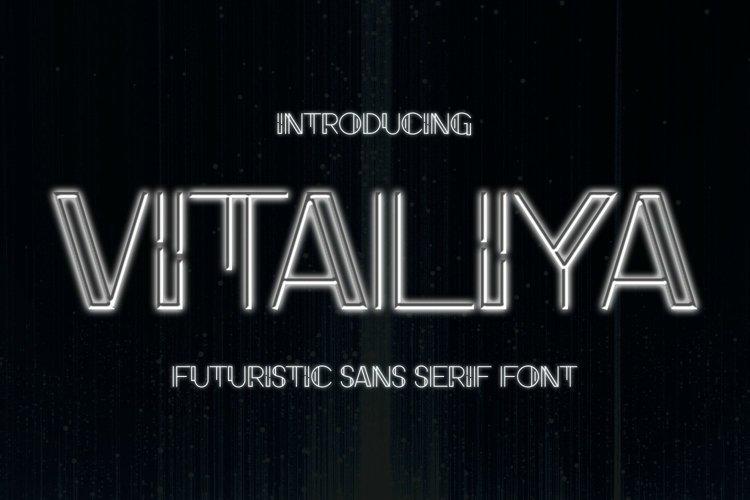 Vitaliya Font