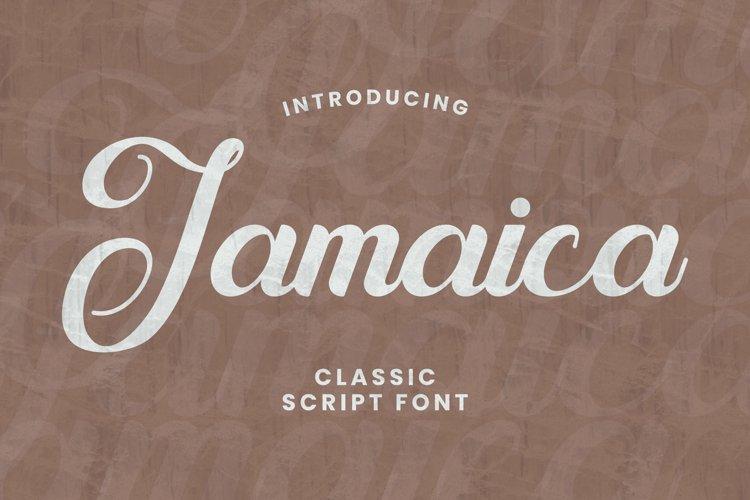 Jamaica Font example image 1