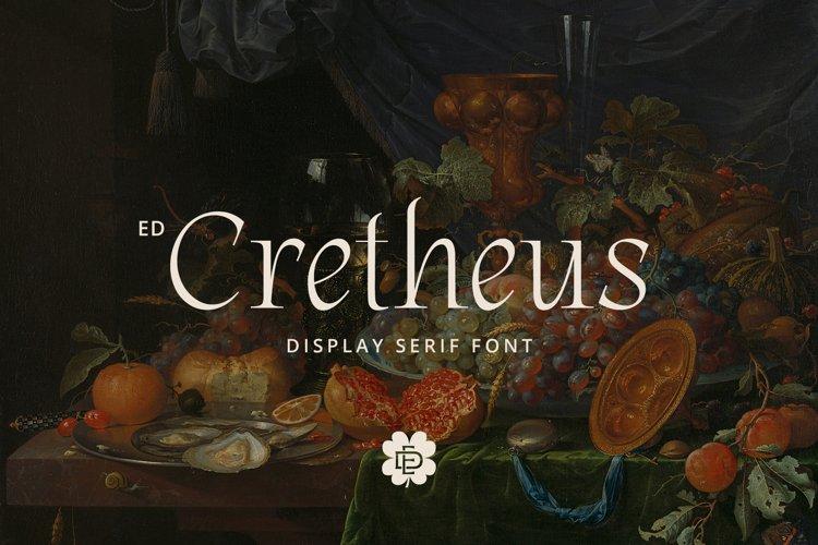 ED Cretheus example image 1