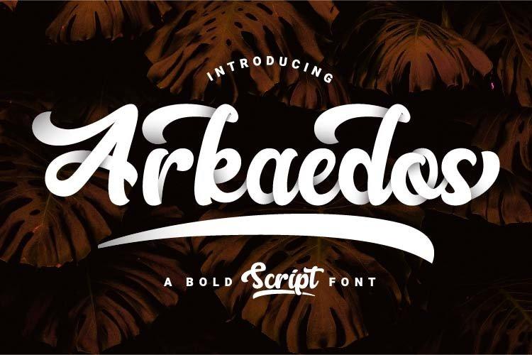 Arkaedos example image 1