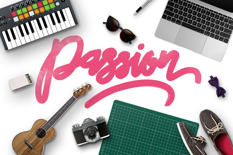 Passion Typeface example image 1