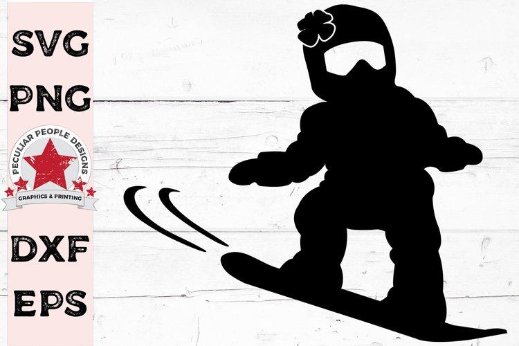 Baby Girl Svg Car Decal Snowboarding Silhouette Clipart 391118 Illustrations Design Bundles