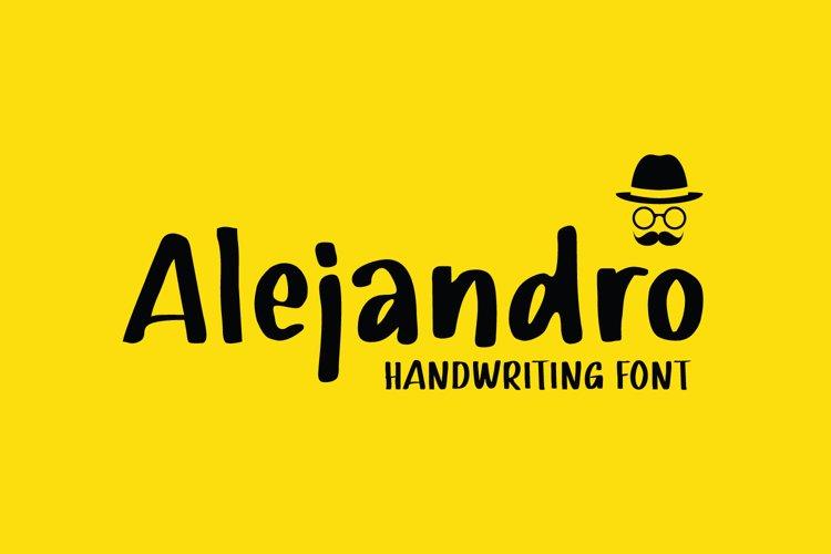 Alejandro example image 1