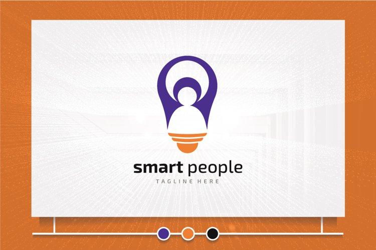 Smart People - Logo Design