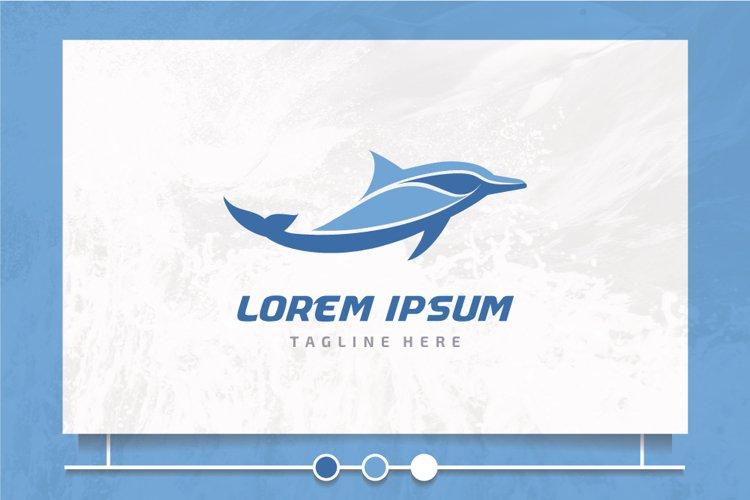Dolphin - Logo Design