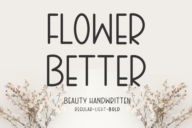 Flower Better example image 1