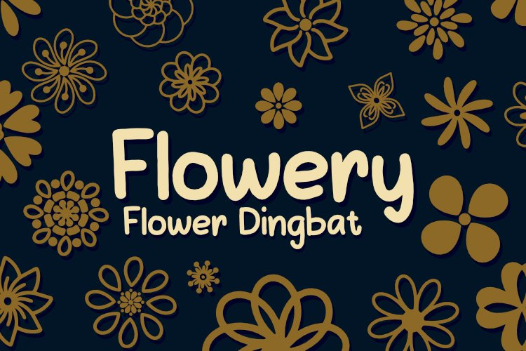 Flowery example image 1