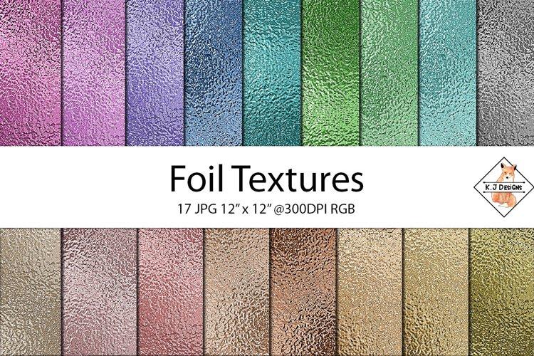 Foil Textures