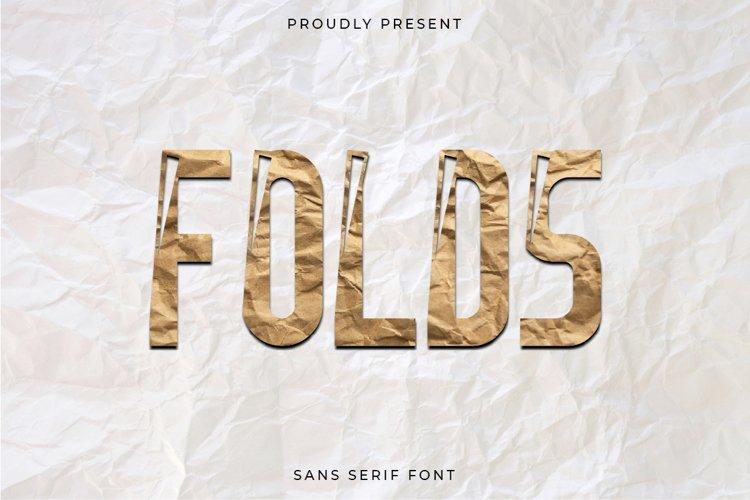 Folds example image 1