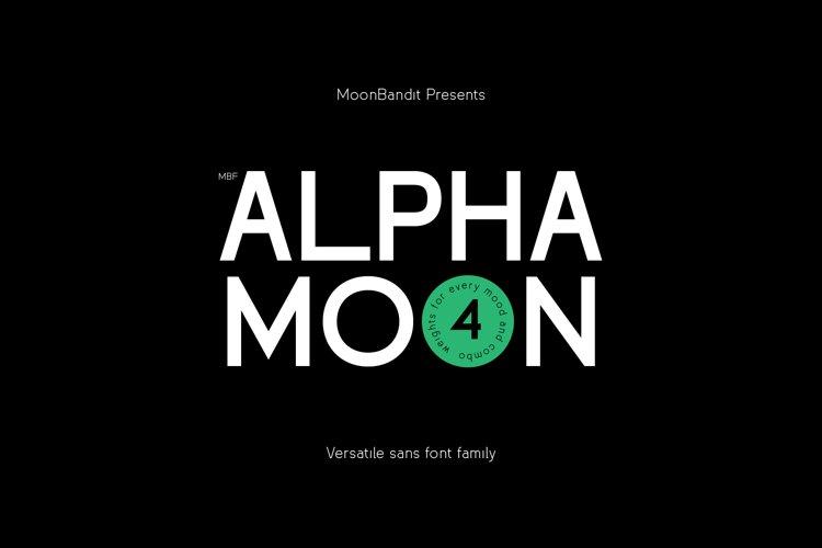 MBF Alpha Moon example image 1