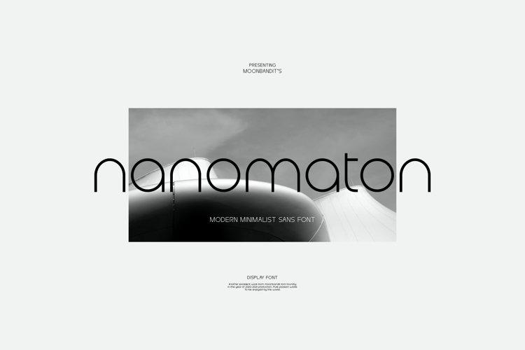 MBF Nanomaton example image 1