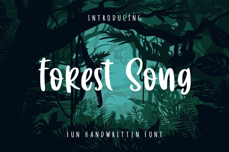 Forest Song example image 1