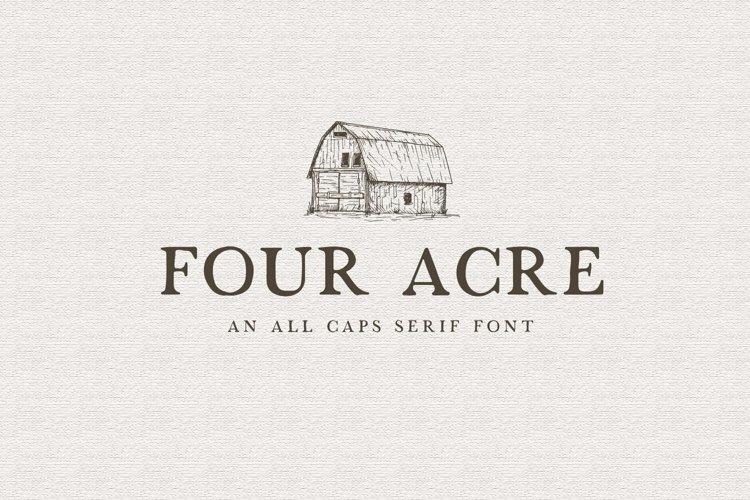 four acre